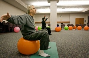 Decatur Public Library partners with fitness centers to provide free exercises classes (USA)