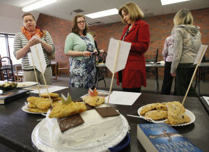 PHOTOS: Millikin Edible Book Festival