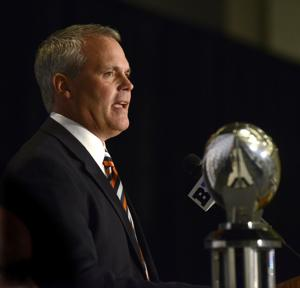 Photos: Former Illini head football coach Tim Beckman