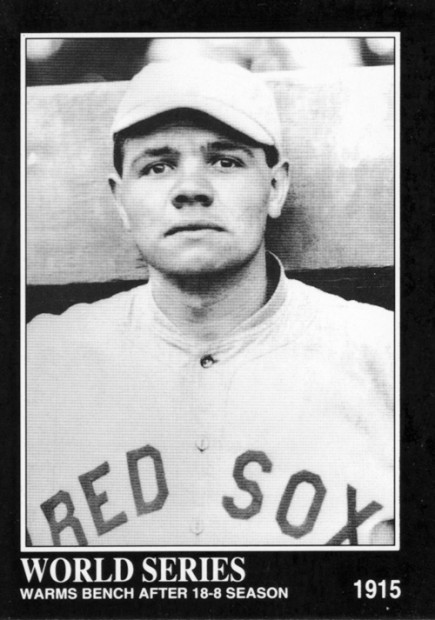 biography of george herman ruth jr Babe ruth was an american honored baseball player, who played for major league baseball during 22 years he has made a wonderful career, starting from boston red sox club and ending with prestigious new york yankees.