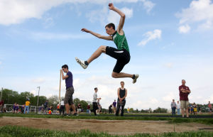Photos: Okaw Conference Boys Track and Field Meet