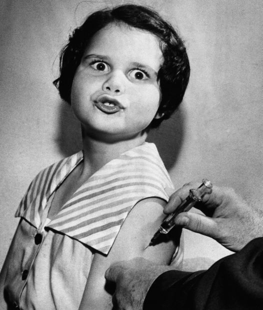 polio vaccine Jonas salk and albert sabin made history when they developed vaccines for  polio, a disease that wreaked havoc on a generation.