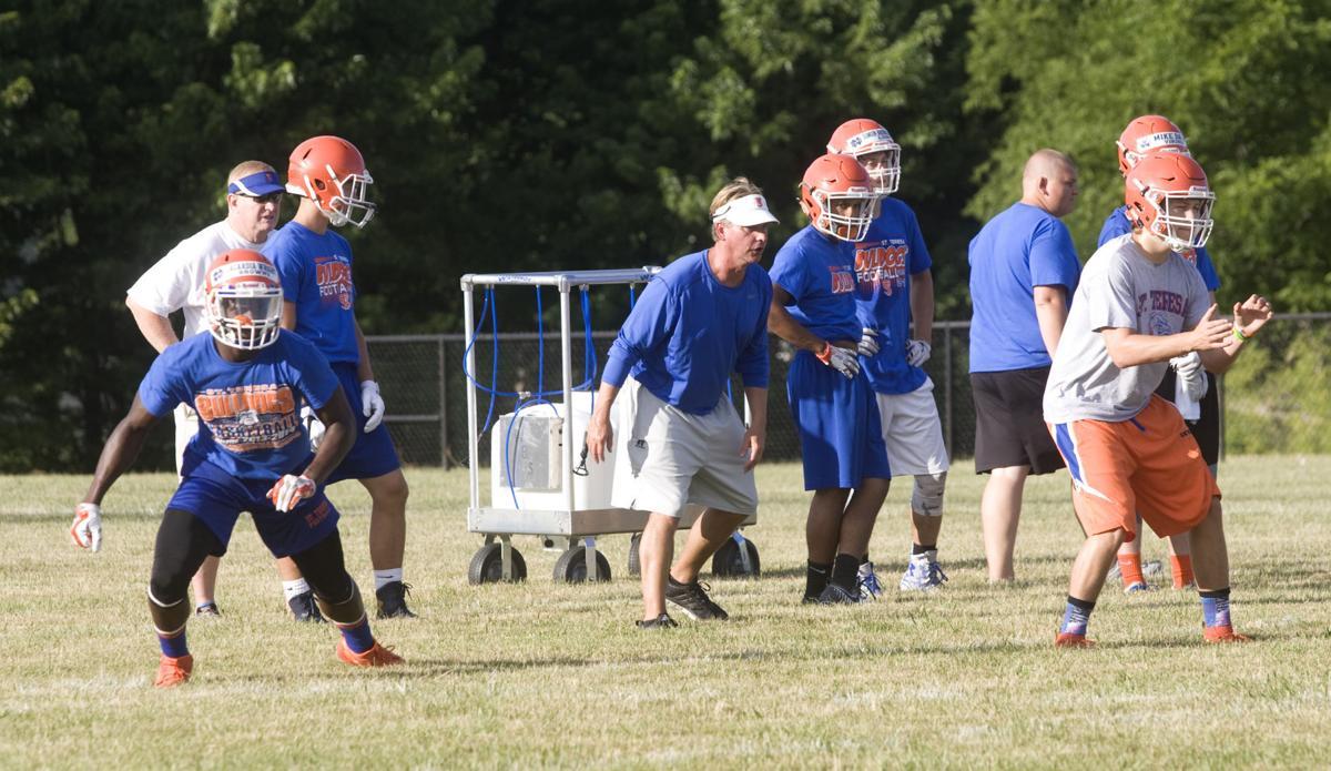 Teaching and coaching hs football?