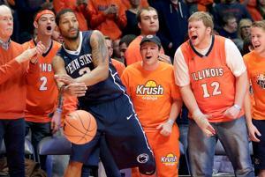 PHOTOS: Illinois Basketball vs. Penn State