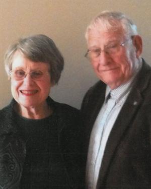Mr. and Mrs. Sam Buzzard