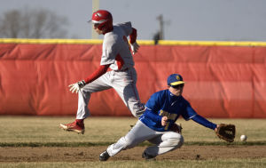 PHOTOS: Warrensburg-Latham vs Tri-City/Sangamon Valley baseball