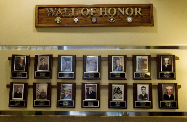 ameren u0026 39 s wall of honor pays tribute to military veteran