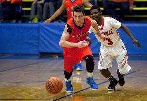 PHOTOS: St. Teresa vs Westville boys sectional basketball