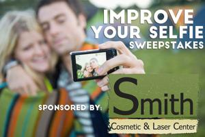 Improve Your Selfie Sweepstakes
