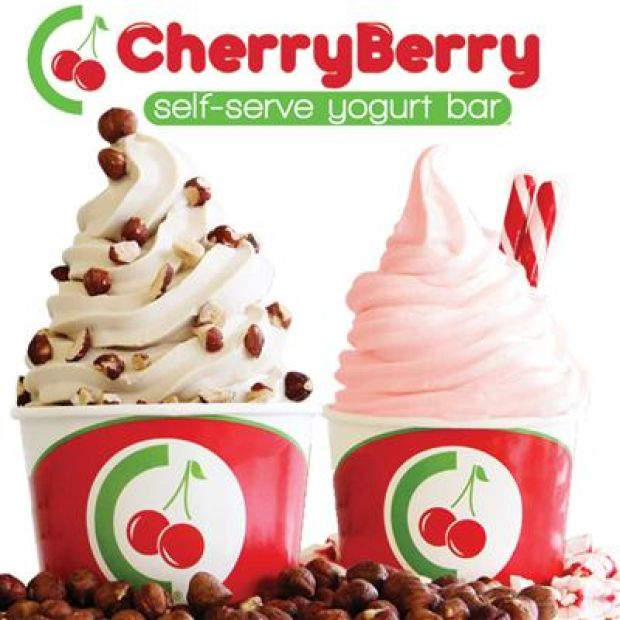 Eating Badly: Cherry Berry frozen yogurt making bank on Oakland Ave.