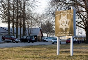 The Decatur Adult Transition Center is being targeted for closing by the ...