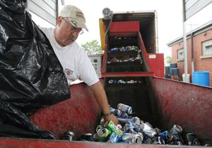 Dove Inc.'s recycling center closes this week