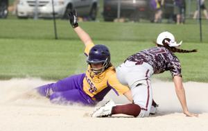 PHOTOS: Monticello vs Unity softball
