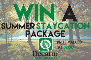Summer Staycation Sweepstakes