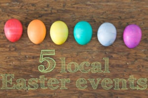 5 Decatur Easter events