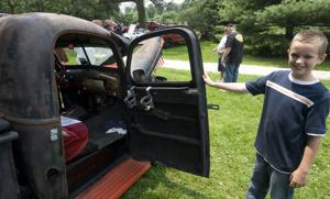 PHOTOS: Nelson Park fills with classic cars for 4th