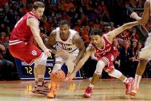 PHOTOS: Illinois Basketball vs. Indiana