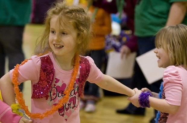 PHOTOS: Girl Scout cookie rally makes learning fun : Gallery