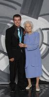 Great-grandma goes to prom