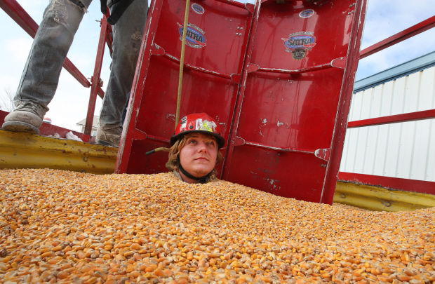 GSI puts priority on grain bin safety during rescue class