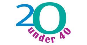 20 under 40 2015