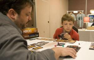PHOTOS: Fans find plenty to do at tabletop gaming convention