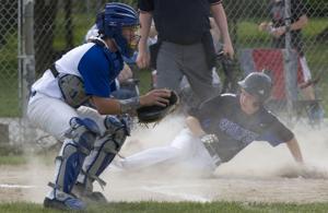 PHOTOS: Okaw Valley vs Argenta-Oreana baseball