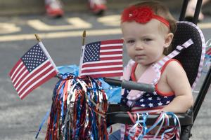 PHOTOS: Bike parade highlights All-American Kids Day