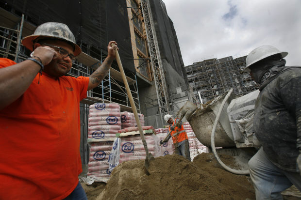 Home builders struggling to find enough construction workers