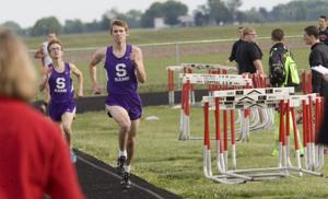 Shelbyville's distance relay leading the charge