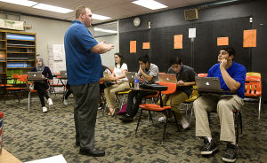 PHOTOS: MacArthur uses student centered instruction