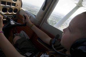 PHOTOS: EAA gives wings to Young Eagles