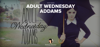 'Adult Wednesday Addams' is back