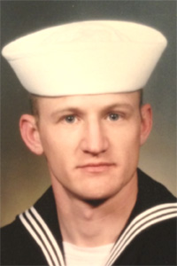 Petty Officer First Class Dustin W. Hauptrief
