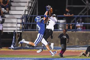 New Braunfels football