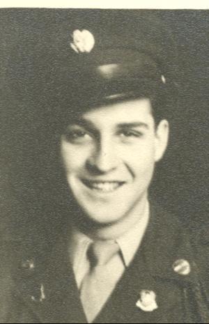 Sgt. Carl Burton George