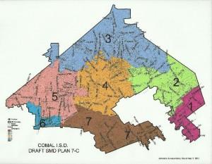 Comal ISD trustee map - Herald-Zeitung Online: Documents