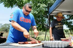 9th annual Canyon Lake Barbecue and Chili Cookoff