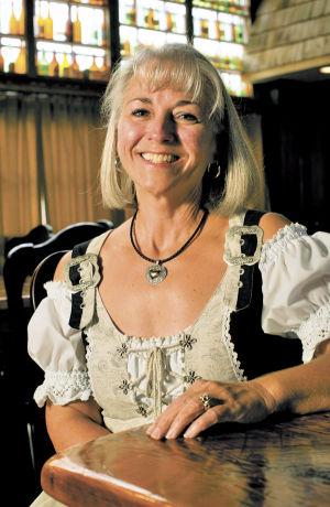 Wurstfest's Suzanne Herbelin