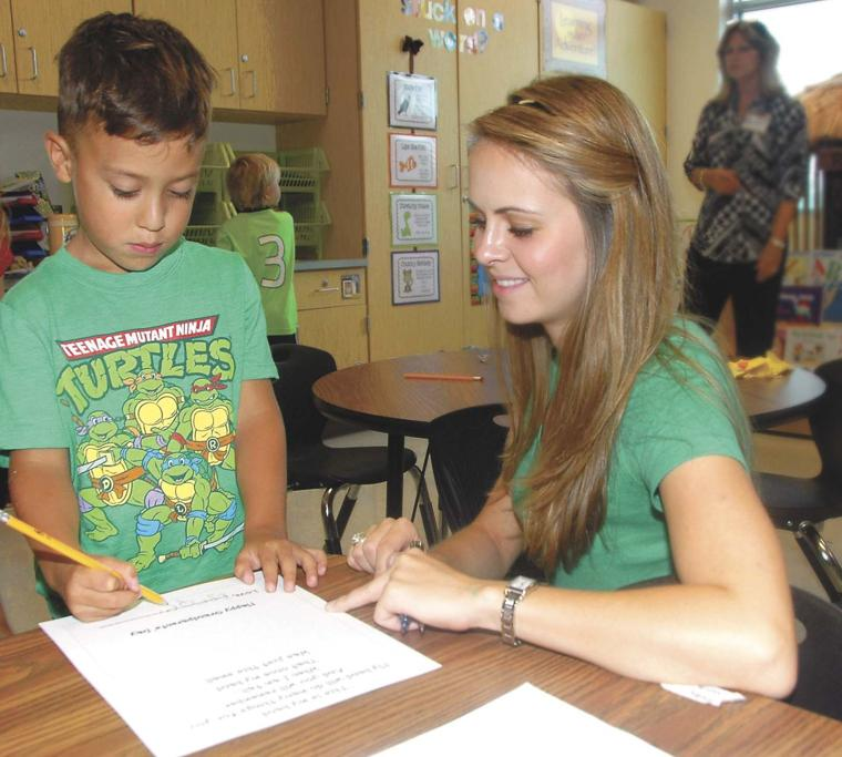 Canyon High Class Of 2010 Produces Two Garden Ridge Teachers Herald Zeitung Online News
