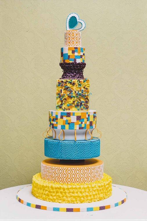Cake Art Zeitung : Taking the cake: Locals earning honors in competition ...