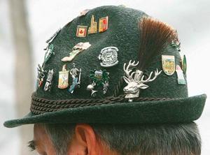 Wurstfest hat pins