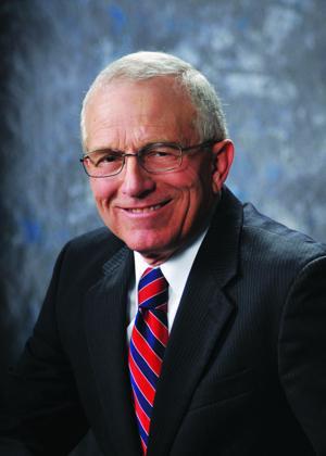 Klamath County Commissioner Tom Mallams