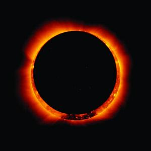 Rare solar eclipse — May 20