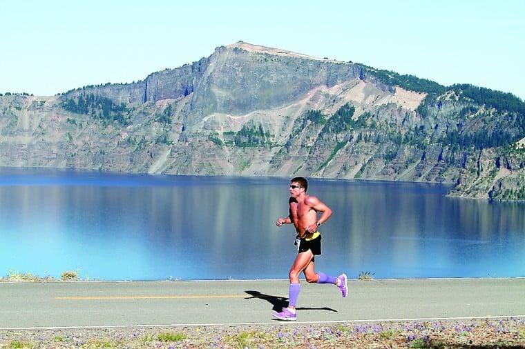 Photo gallery: Crater Lake Rim Runs and Marathon  News ...