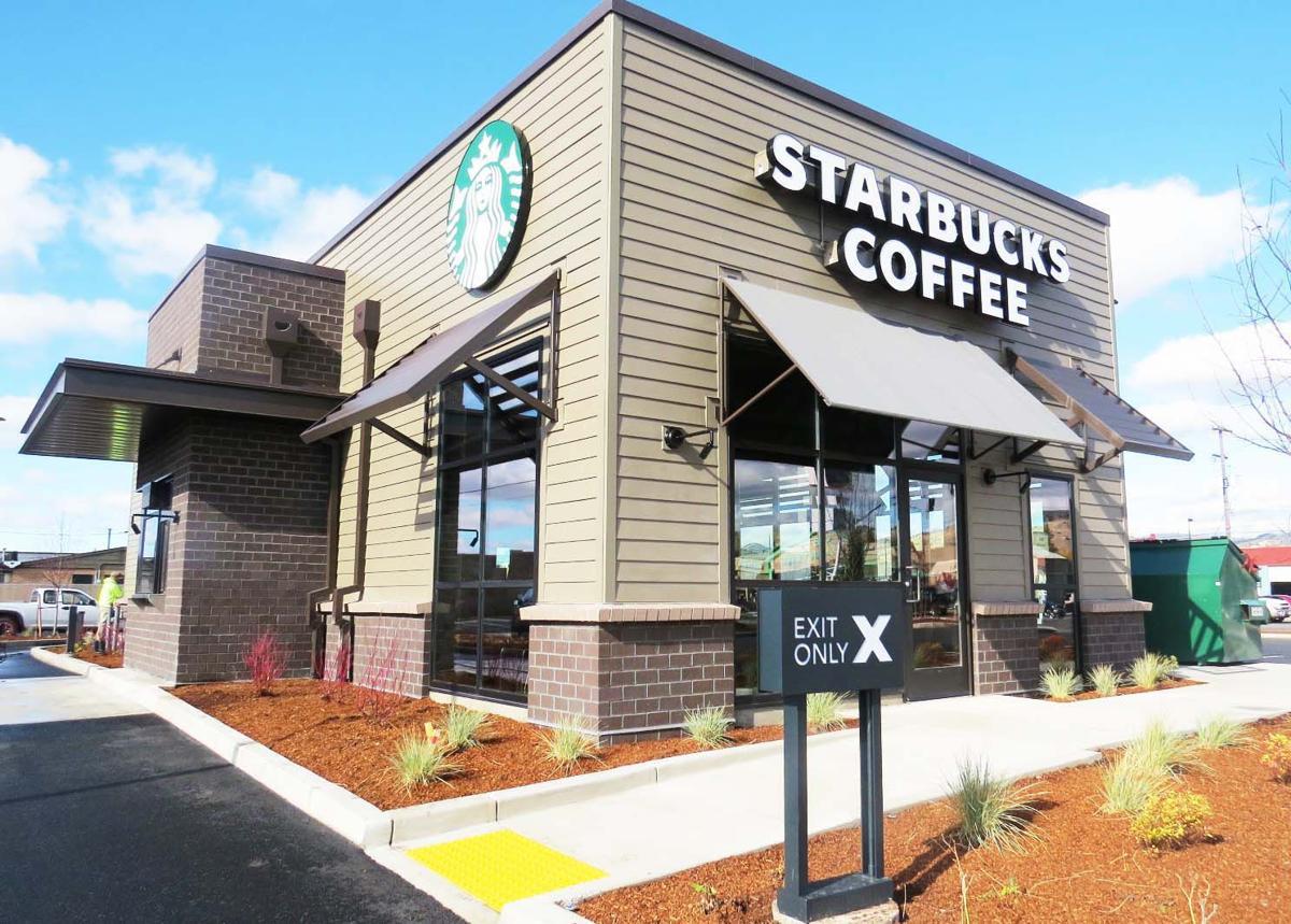 Starbucks Drive Thru Opens Friday Local News