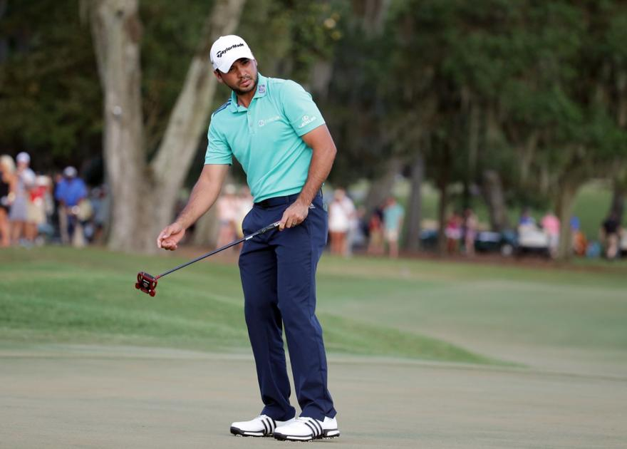 Day sets 36-hole record, then hangs on at Players | Sports | heraldandnews.com