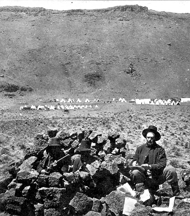 the modoc war essay A photo essay (also published in scholarly journal format) out of print a modoc letter modoc memories george fiock, sheep rancher in the modoc war.