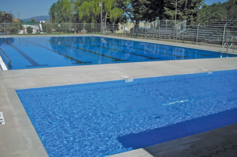 Renovated Lakeview Pool Opens Sunday News