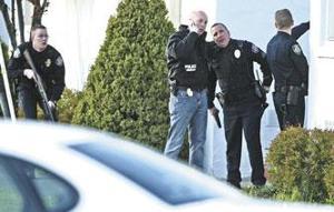 Man killed in standoff